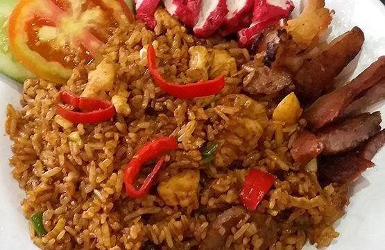 Nasi Goreng Casiu