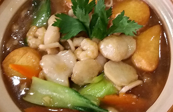 Sapo Tahu Seafood